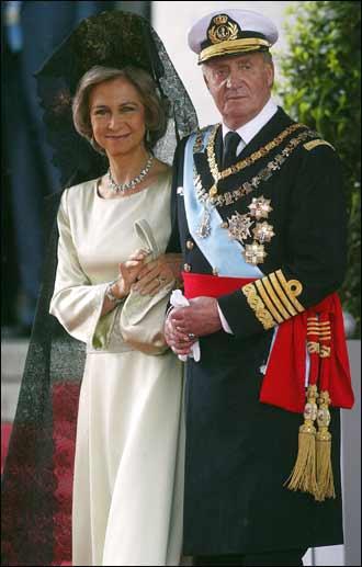 Spanish Royal Wedding Boston Com