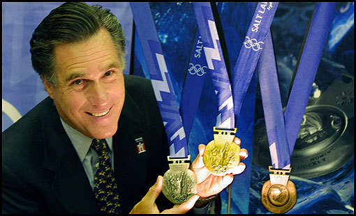 The Olympics was Romney's first intensely public leadership role, and by his own account, it showcased the skills he believes made him an effective governor and will make him an effective president.