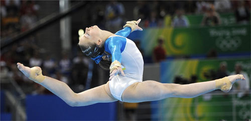Russia's Ksenia Semenova was in the running for a potential medal during the finals, but she fell behind China's Yilin and ended up with fourth place in the competition. In the team competition, Russia also fell behind Romania and finished in fourth place.
