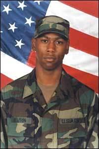 Sergeant Glenn R. Allison