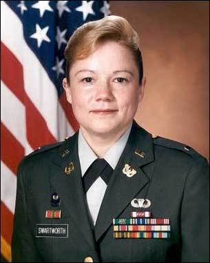 Chief Warrant Officer Sharon T. Swartworth