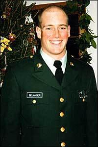 Sgt. Gregory A. Belanger