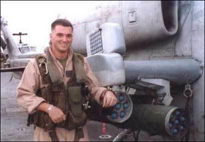 Marine Captain Benjamin Sammis