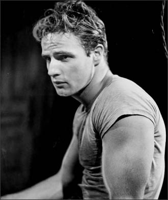 at least when marlon brando