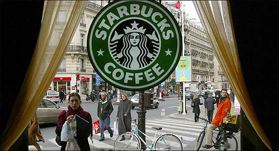 To many in France, the rise of Starbucks is a sign of declining French culture.