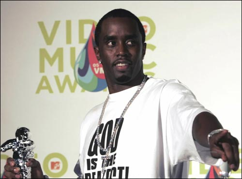 Diddy also joined the $1 million club and pledged the money to the American Red Cross Disaster Relief Fund.