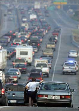 I-45 traffic