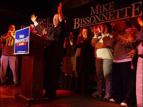 Mike Bissonnette