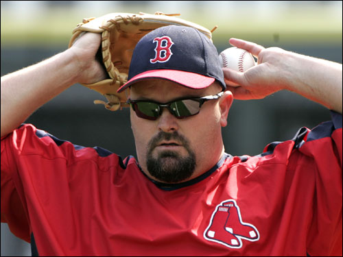 Pitcher David Wells has requested to be traded to a team on the West Coast. So far, the Red Sox have been unable to accommodate him.