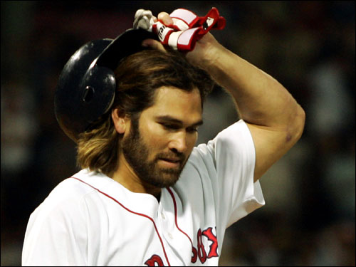 In the biggest surprise of the offseason, Johnny Damon agreed to a four-year deal with the rival Yankees on Tuesday. His parting message to fans: ''My message to Sox fans is I tried. 'I tried everything in my power. Unfortunately I know they are going to be upset. I'm always going to remember the good times, the World Series, the three out of four years we made the playoffs. I want them to know I appreciate them and I tried.'
