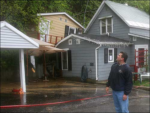 Representative surveys flood damage