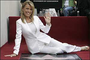 In 1993, Vanna White sued the electronics giant Samsung over a magazine advertisement featuring a robot in a blond wig and cocktail dress turning letters on a futuristic game show modeled on ``Wheel of Fortune.' In finding in her favor, the Ninth Circuit Court of Appeals ruled that, while the robot did not constitute a ``likeness' of White, it nonetheless appropriated her ``identity.'