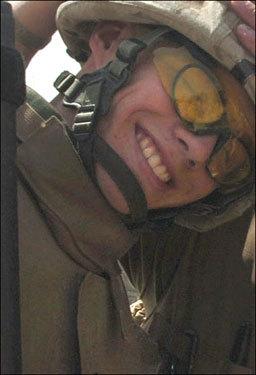 Corporal Jordan C. Pierson, 21, Milford, Conn.