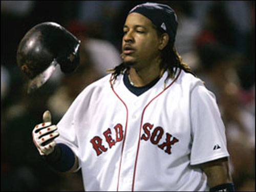 It looks like we're going to have another offseason of Manny Ramirez trade rumors after the enigmatic slugger's agent told the Red Sox that Ramirez wanted to be traded, according to the Globe's Gordon Edes. The Sox have failed to find fair value for Ramirez in the past, but with just two years (at an average of $19m per) remaining on his monster contract, he might be more marketable (though his late-season injury woes and questionable attitude could be deterrents).