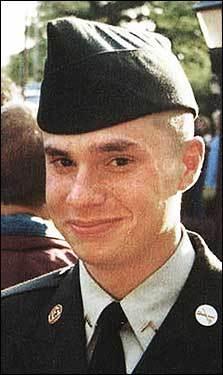 Specialist Matthew Stanley, 22, Wolfeboro, N.H.