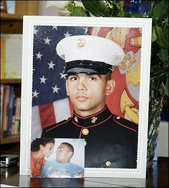 Lance Corporal Angel Rosa, 21, South Portland, Maine