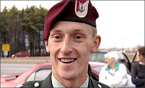 Sergeant Jason Swiger, 24, South Portland, Maine