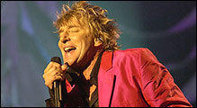 Rod Stewart loves the prom
