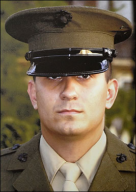 Corporal Christopher Degiovine, 25, Essex, Vt.