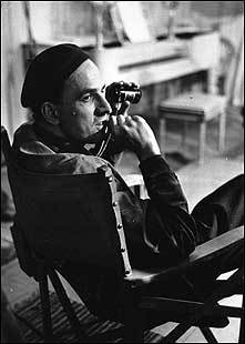Ingmar Bergman's works unleashed a wave of soul-searching creativity among European and American filmmakers.