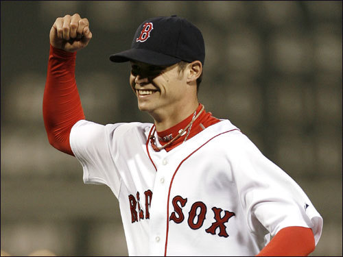 The Red Sox are being very careful about how many innings Clay Buchholz (who will start on Wednesday for the first time since his no-hitter) pitches, and it remains unclear what his role will be with the team in October. Will the team loosen the inning-count rules in the postseason and turn him into a possible stopper in the bullpen (think K-Rod with the Angels in 2003)? Or will he be only available for extremely limited duty?
