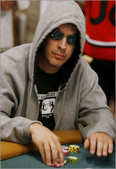 Pro poker player Only the best of the best out there can make a living on wits and bluffs at the poker table, and BostonAGK would like be one of them. Reader ppag would also like to belly up to the table for a living, but writes 'I probably lack the discipline to be successful.'