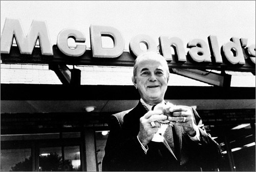 7. Your kind of place? The man who made the Golden Arches our nation's fast choice, Ray Kroc, made San Diego his home. Queasy, unrelated fact: a McDonald's in the city's San Ysidro area served as the site of one America's biggest mass murders in 1984, when a man killed 21 people. It's a park now.