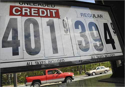 gas prices around the country