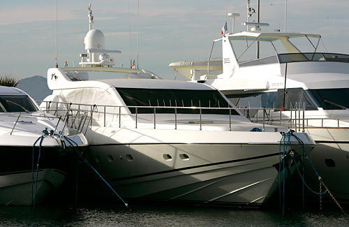 55-foot yacht Value: The yacht's value was not clear, but in December the Associated Press reported it was worth about $7 million. Status: The boat, named 'Bull,' was seized by marshals at a Florida marina April 1. The US attorney in Manhattan said the marshals also took possession of a 38-foot yacht, called 'Sitting Bull,' from a Long Island marina.