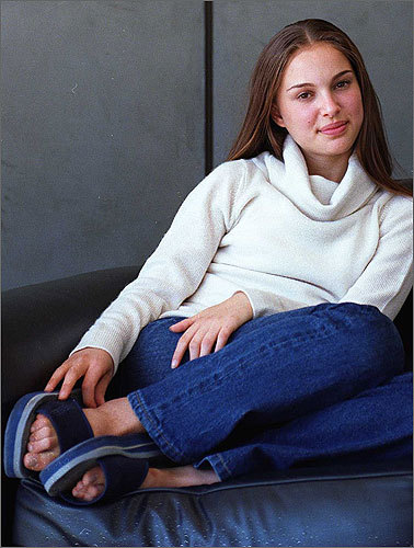 'I'd rather be smart than a movie star,' said Natalie Portman, explaining why she put her film career on hold to hit the books at Harvard. But while at school, Portman did continue and finish her work on the 'Star Wars' prequels, which launched her to wider fame. She graduated in 2003 with a bachelor's in psychology. Portman, whose family emigrated from Israel to the United States in 1988, served as Alan Dershowitz's research assistant, receiving kudos for her work on 'The Case for Israel.' Portman, 16, in 1997.