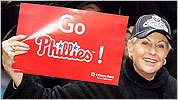 A Phillies fan