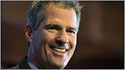 Scott Brown's road to the Senate