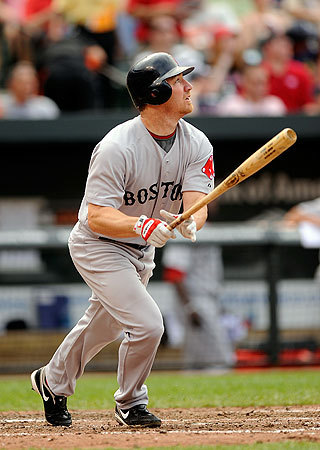 J.D. Drew tied the score at 2 with his home run in the seventh, his third homer of the series.