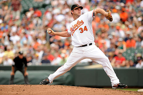 The Sox were opposed by Orioles ace Kevin Millwood today.