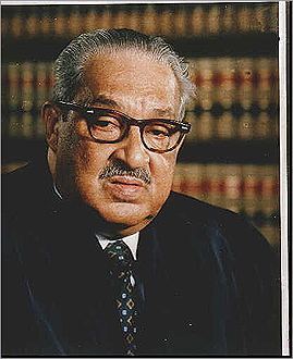 Kagan was a law clerk to Supreme Court Justice Thurgood Marshall from 1987 to 1988.