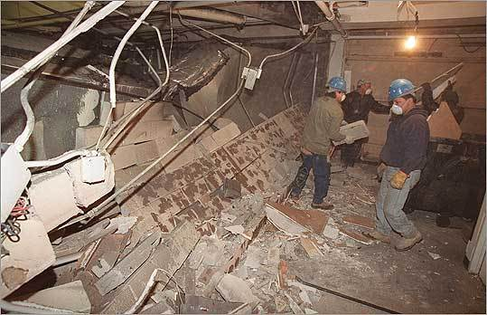 An explosion on Feb. 26, 1993, at the World Trade Center killed six and wounded more than 1,000. Sheik Omar Abdel Rahman and nine of his followers were convicted of plotting the unprecedented campaign of urban terrorism in the United States. It is believed that bin Laden and Al Qaeda had links to Rahman and had operated through his Islamic group.