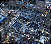 Photos: The evolution of Ground Zero in N.Y.