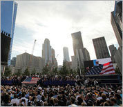 Sept. 11 remembrances worldwide