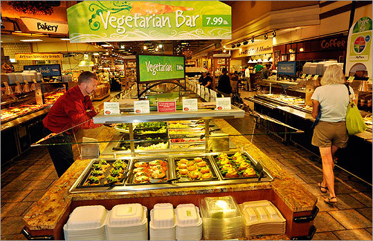 inside wegmans flagship new york store