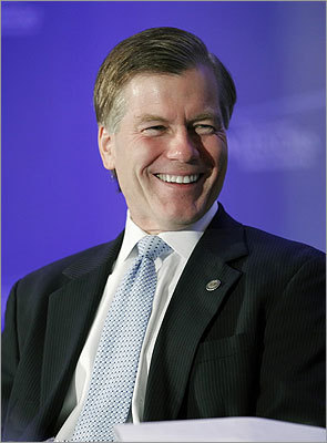 Bob McDonnell The Virginia governor was one of two Republicans whose election in 2009 helped sound the Tea Party's arrival and the end of Democrat Barack Obama's honeymoon as president. He served in the Army as a medical supply officer before getting his MBA at Boston University. His oldest daughter served as an Army platoon leader in Iraq. He leads a swing state and has military chops but has not been vetted for a national race.