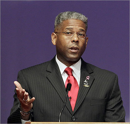 Allen West The first-term House member from Florida is a Tea Party favorite for his conservative views and long military record. He entered the Army through the ROTC program but left in 2004 amid controversy, after admitting to firing a gun near the head of an Iraqi police officer he thought had information about a plot to ambush him and his unit. He ran for the House in 2008 and lost but won two years later. His home state packs Electoral College punch but the interrogation incident could be a vice presidential demerit.