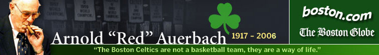 Remembering Red Auerbach