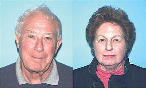 Benjamin Wolff, 79, and Jane Wolff, 72, were arraigned in Concord District Court Friday on charges of defrauding an innkeeper.
