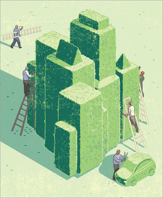 Green Building The Boston Globe