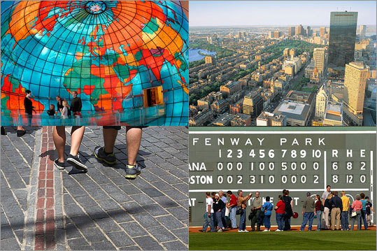 Boston can get expensive. Having fun on the cheap sometimes proves difficult, but even Boston has great attractions you can enjoy for $25 or less. From the Green Monster to the top of the Prudential tower, here are 25 things to do in Boston for $25 or less.