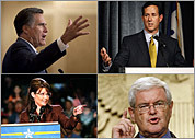 Potential Republican presidential candidates