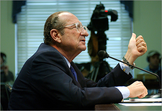 John Deutch The Belmont resident is a former director for the CIA and currently a professor of Chemistry at MIT. Deutch is pictured urging major changes to the US intelligence establishment in testimony in Washington in 2003 before a hearing of the commission investigating the Sept. 11 terrorist attacks.