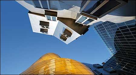 Photos of new Boston architecture by Peter Vanderwarker