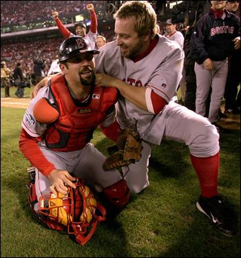 World Series celebration