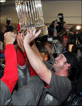 World Series celebration